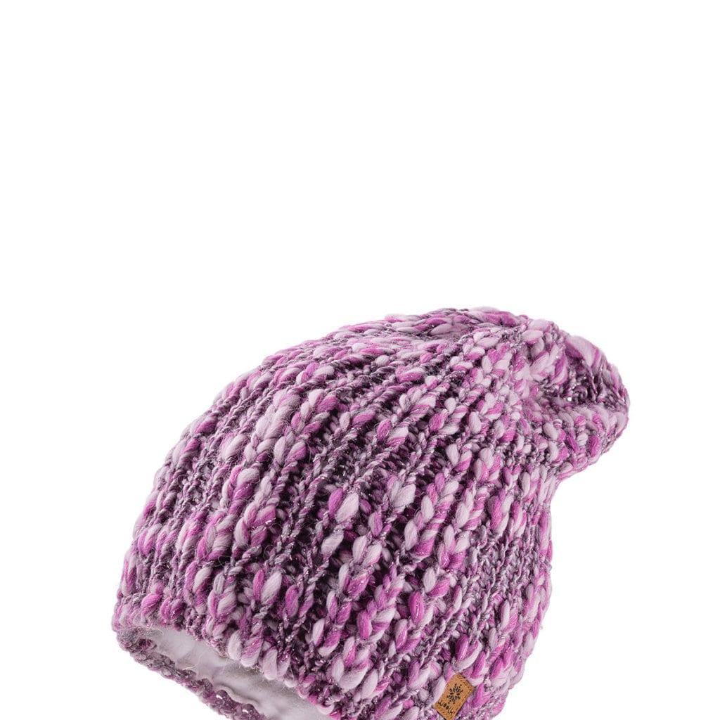melange lavender pink