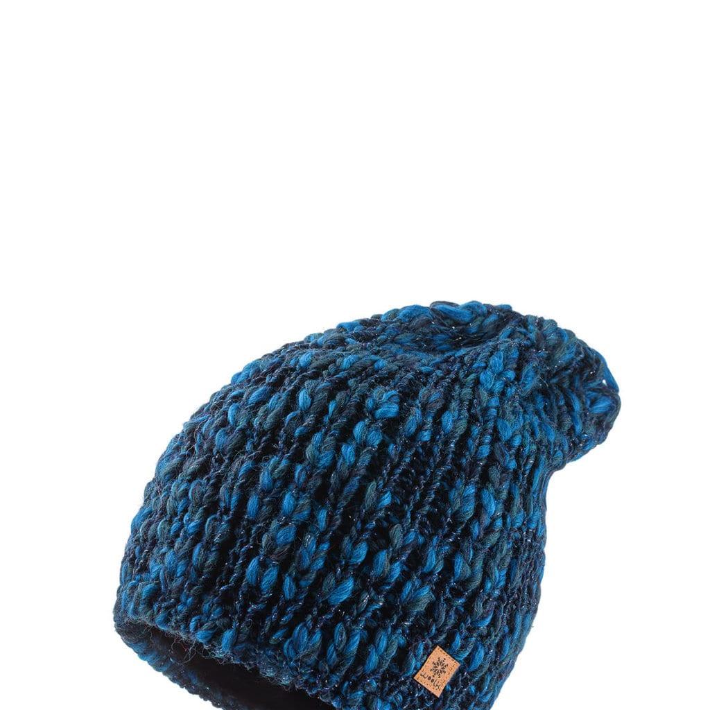 melange marine blue